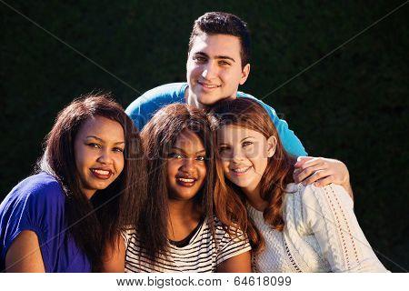 International Group Of Friends