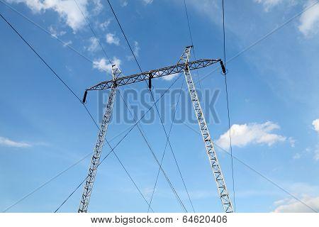 Industry High Voltage Electricity Pylon