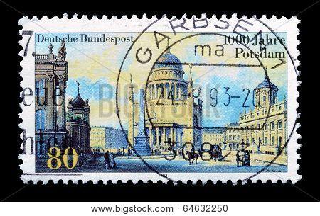 Potsdam stamp 1993
