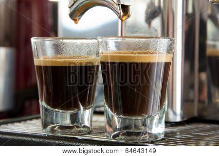 Espresso double shot