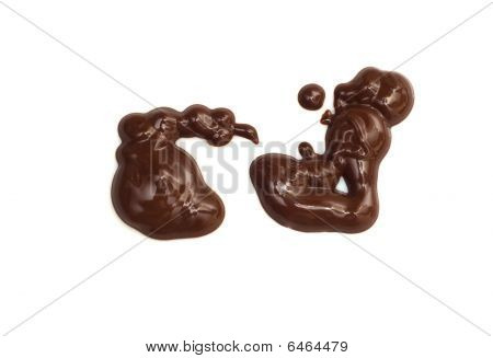 Chocolate Creative Abstract Imagination-figure