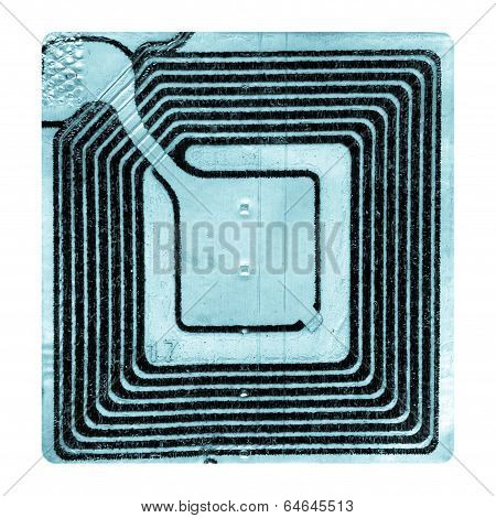Electronic Article Surveillance Tag