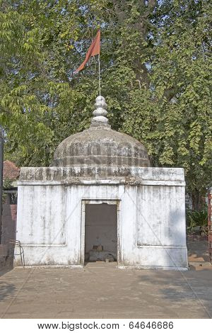 Shrine Of Lord Shiva In Ahmedabad