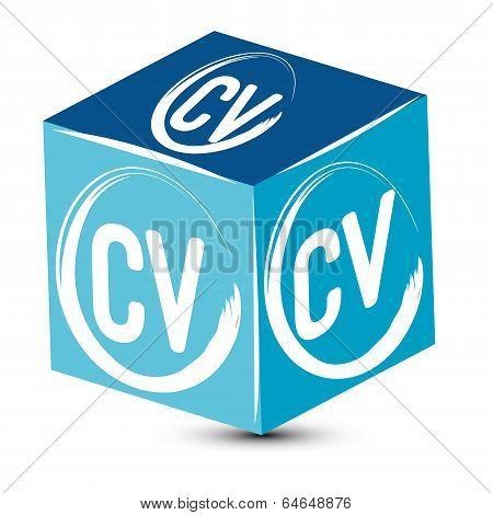 cube cv