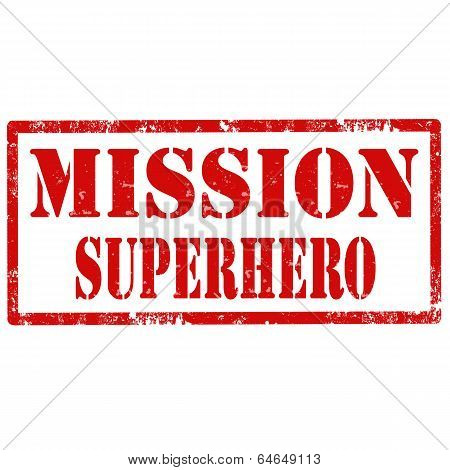 Mission Superhero