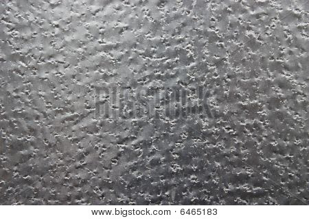 Galvanized metal surface textured background