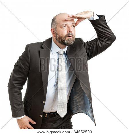 Handsome seeking business man