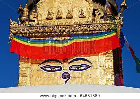 Swayambhunath Temple