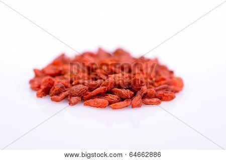 Organic Goji Wulf Berries