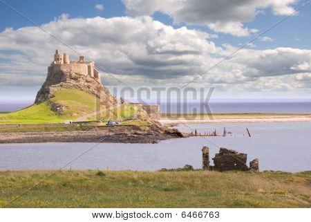 Lindisfarne Castle Iii