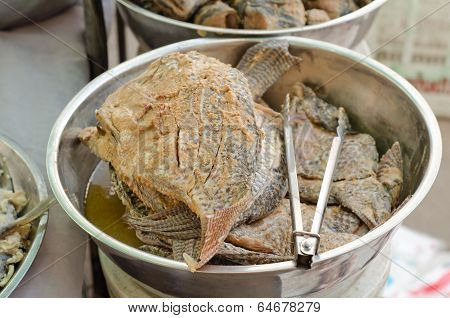 Fermented fish  the preservation of Asians