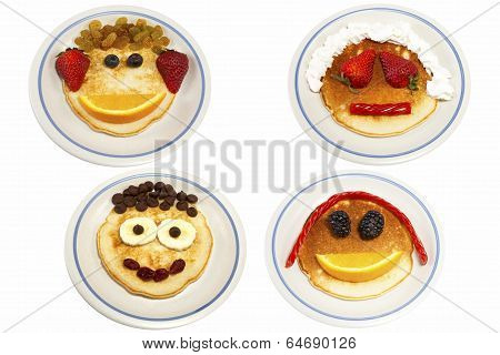 Pancake Faces