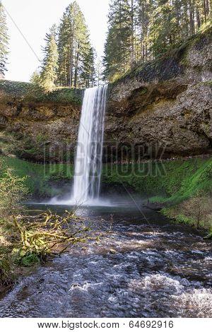 Silver Lake Falls