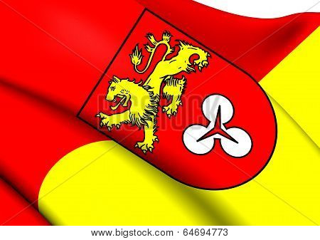 Flag Of Hanover Region