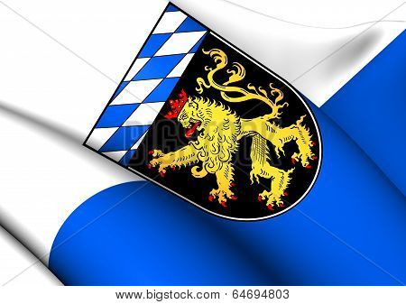 Flag Of Upper Bavaria