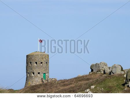 Loophole Towers In Guernsey