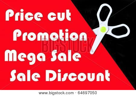 Price Cut Banner