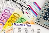 pic of self-employment  - a business plan for starting a business - JPG