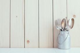 stock photo of pastel  - Home Kitchen Decor - JPG