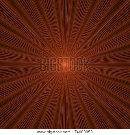 Orange Laser Lights