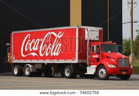 Coca - Cola Truck