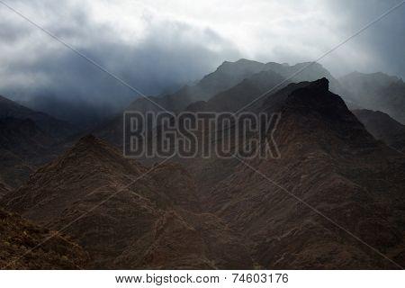 Central Gran Canaria, Barranco De Aldea, Reservoir Presa De Pararillo