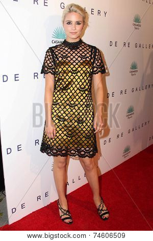 LOS ANGELES - OCT 23:  Diana Agron at the De Re Gallery & Casamigos Host The Opening Brian Bowen Smith's