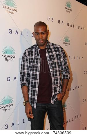 LOS ANGELES - OCT 23:  Karamo Brown at the De Re Gallery & Casamigos Host The Opening Brian Bowen Smith's