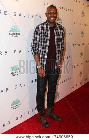 LOS ANGELES - OCT 23:  Karamo Brown at the De Re Gallery & Casamigos Host The Opening Brian Bowen Smith's