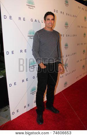 LOS ANGELES - OCT 23:  Galen Gering at the De Re Gallery & Casamigos Host The Opening Brian Bowen Smith's