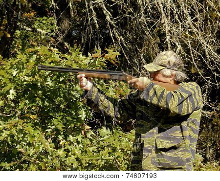 Mature Man Hunting