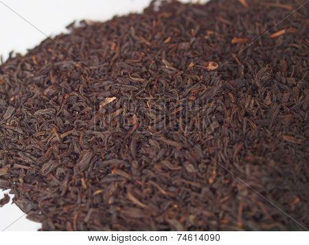 Loose Tea Heap