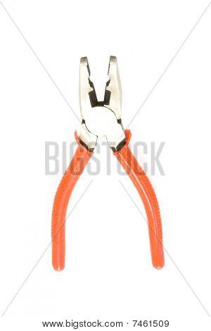 Pliers Isolated