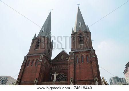 St. Ignatius Cathedral