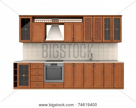Integral Kitchen Furniture