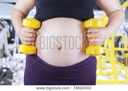 Active And Sportive Pregnancy Concept 1