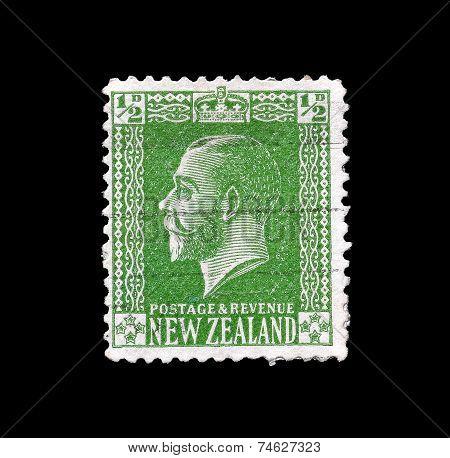 King George V stamp 1915