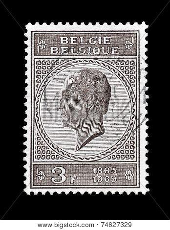 Belgium stamp 1965