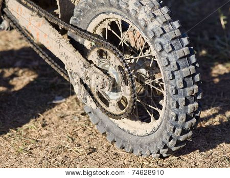 Mud Motorcycle Tire
