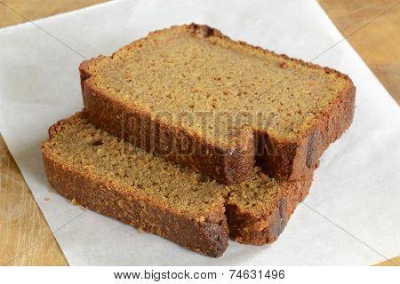 Gluten Free Pumpkin Loaf