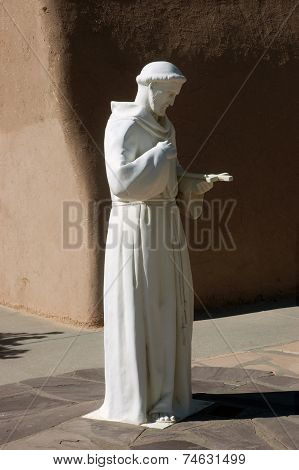 St. Francis Of Asis Statue