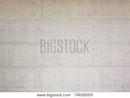 concrete wall texture with seams