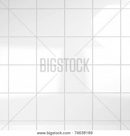 White Tiles