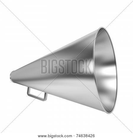 Steel Bullhorn