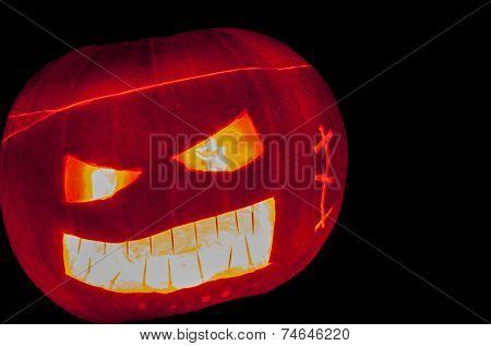 Pumpkin Jack O'Lantern.