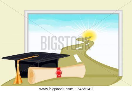 Graduation day a bright future ahead