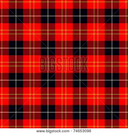 Textile Retro Texture, Pattern For Kilt Or Hipster Shirt