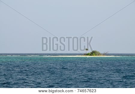 Palominito - A Tropical Islet