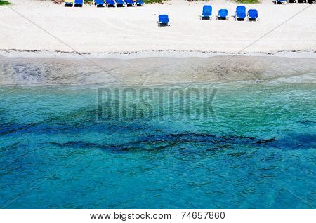 White Sand, Blue Waters