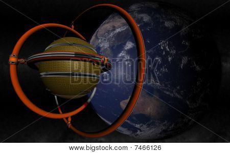 Alien found earth